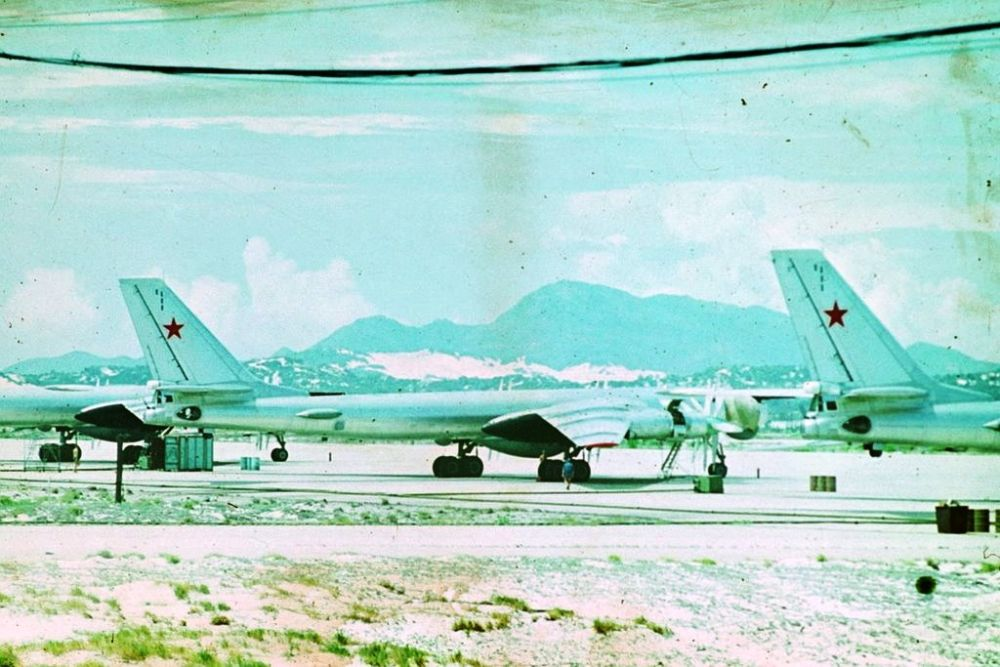 фото советской военной базы в камрани вами поговорим