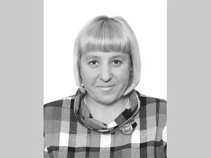 Оксана Зяблова